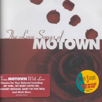LOVE SONGS OF MOTOWN (CD)
