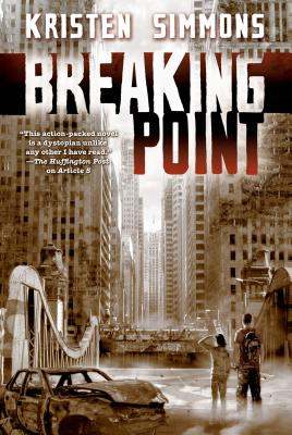 Breaking Point By Simmons, Kristen