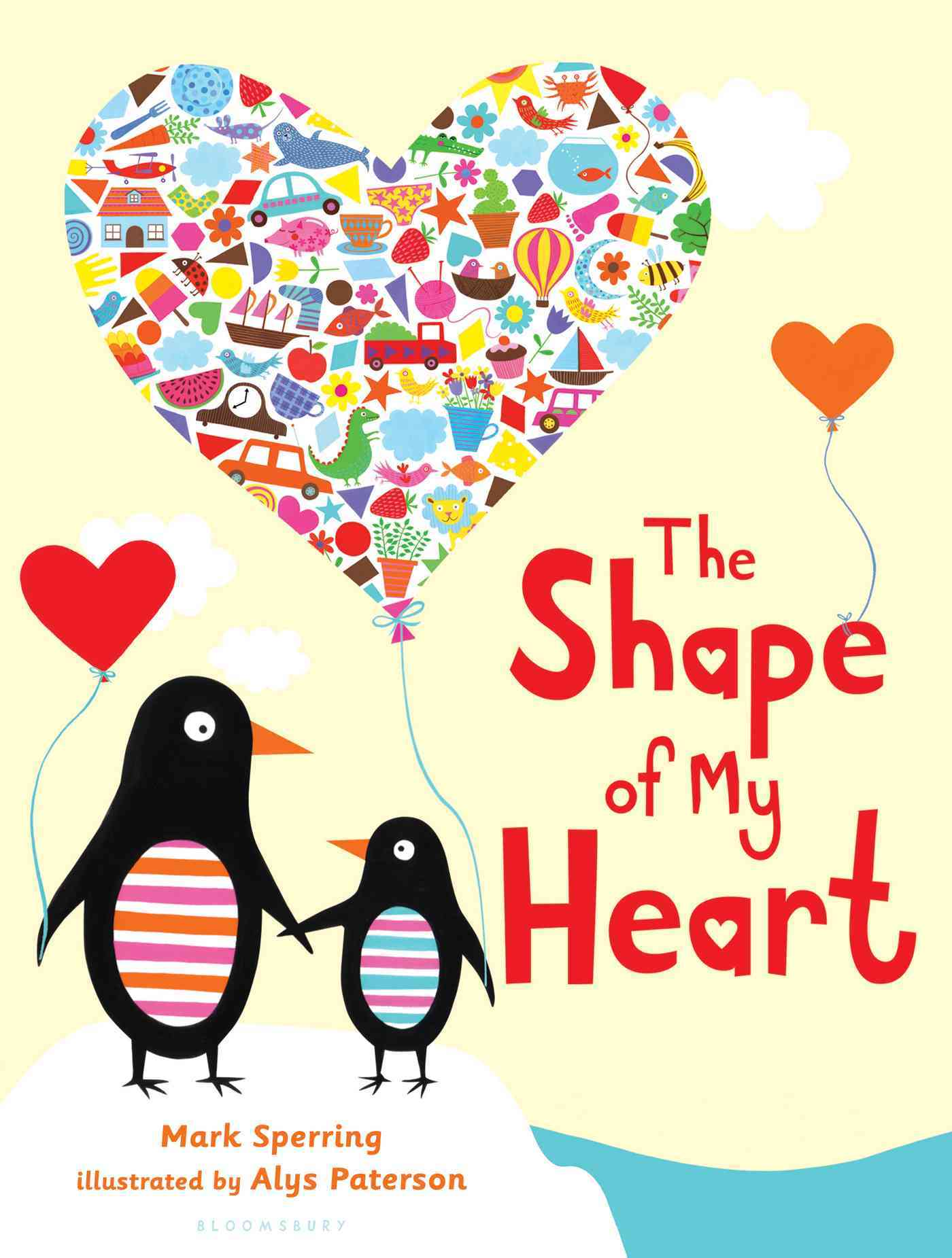 The Shape of My Heart By Sperring, Mark/ Paterson, Alys (ILT)
